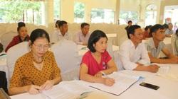 """Sơn La: Tổ chức tập huấn chương trình """"mỗi xã 1 sản phẩm"""""""