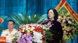 Ủy viên Bộ Chính trị Trương Thị Mai: Công tác cán bộ là khâu then chốt, điểm đột phá