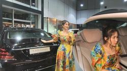 """Hòa Minzy chọn mua chiếc xe đầu đời, bị Mercedes S450 """"hút hồn"""""""
