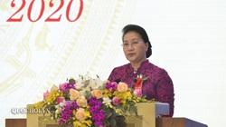 Chủ tịch Quốc hội: Thi đua yêu nước phải gắn với chống tham nhũng, lối sống cơ hội, bè phái