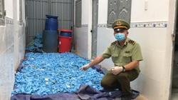 Không chỉ bao cao su, hàng chục tấn găng tay y tế đã qua sử dụng, được tái chế… mới tinh