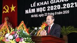 Ủy viên Bộ Chính trị, Phó Thủ tướng: Kịp thời phân tích, đánh giá để bảo vệ Tổ quốc 'từ sớm, từ xa'