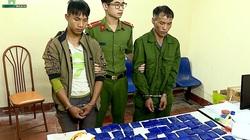 Sơn La: Bắt sống 2 đối tượng thu giữ hàng chục ngàn viên ma túy tổng hợp