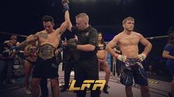Clip: Võ sĩ gốc Việt hạ gục đối thủ Mỹ, giành đai MMA thế giới