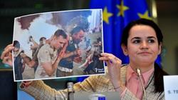 Nóng Belarus: EU từ chối trừng phạt Lukashenko bất chấp Tikhanovskaya có bài phát biểu sốc