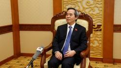 Đồng chí Nguyễn Văn Bình nói về ba bước đột phá chiến lược