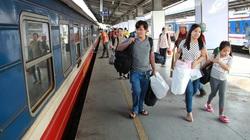 Vé tàu Tết 2021 có thể giảm tới 20%