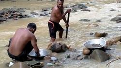 Mất việc do dịch bệnh, dân Indonesia đổ xô đi đào vàng