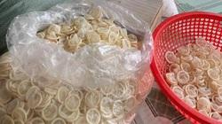 Vụ thu giữ 320.000 bao cao su tái chế bán ra thị trường: Hiểm nguy đến đâu?