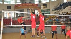 Phú Thọ: Tổ chức giải bóng chuyền nông dân