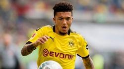 """M.U ra """"đòn quyết định"""" với Dortmund về Jadon Sancho"""