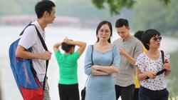 Người Hà Nội thích thú tận hưởng thời tiết mát mẻ những ngày đầu thu