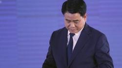 Ông Nguyễn Đức Chung chính thức bị bãi nhiệm chức Chủ tịch UBND Hà Nội