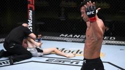 Clip: Né quét trụ và phản công, võ sĩ gốc Việt Tyson Nam đấm ngất đối thủ