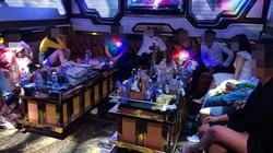 TP.HCM: Đột kích quán karaoke phát hiện 33 dân chơi dương tính với ma túy
