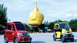 """Ngóng xe ô tô """"made in Vietnam"""" dưới 100 triệu đồng"""