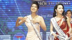 Mỹ nhân giành giải Người đẹp Du lịch Quảng Bình 2019 bị tước danh hiệu sau 1 năm đăng quang