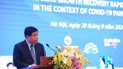 """Bộ Trưởng Bộ KH&ĐT Nguyễn Chí Dũng: """"Việt Nam cần  tập trung vượt qua bẫy thu nhập trung bình"""""""