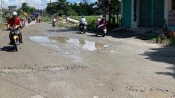 """Quảng Ngãi: Loay hoay tìm nơi """"tái định cư"""" cho người chết ở dự án mở rộng 5km đường"""