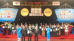 Sacombank vào Top 20 nhãn hiệu nổi tiếng Việt Nam