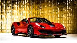 """Giới mê xe hoài nghi về giá bán 14,8 tỷ đồng của siêu xe Ferrari """"hàng lướt"""""""