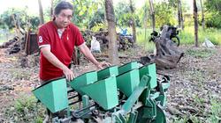 Tây Ninh: Kỹ sư làng sáng chế hàng loạt máy nông nghiệp khiến nông dân làm ruộng nhàn tênh