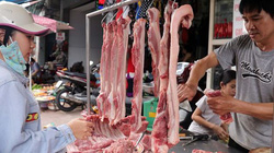 Người tiêu dùng thở phào khi giá lợn hạ nhiệt