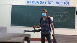 Quảng Nam: Hơn 9.200 thí sinh ảnh hưởng Covid-19 bước vào kỳ thi đợt 2