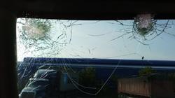 Hải Dương: Công an vào cuộc làm rõ vụ ném vỡ kính chắn gió xe tải