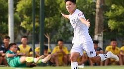 """Tiền vệ Nguyễn Thái Quốc Cường: """"Thần tượng Messi, muốn được như Công Phượng"""""""