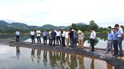 Kiểm tra các dự án khuyến nông T.Ư tại Quảng Ninh: Nuôi tôm thâm canh lãi 1,2 tỷ đồng/ha