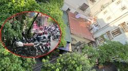 """Hà Nội: Quán cà phê trên đất """"nhảy dù"""", xây dựng không phép, chính quyền cơ sở """"bất lực""""?"""
