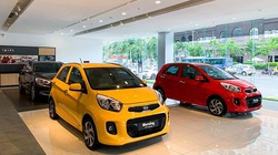 """Kia Morning giá chỉ từ 299 triệu đồng, thời điểm """"vàng"""" mua xe"""