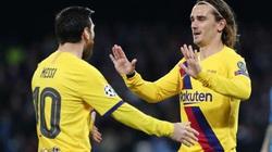 Griezmann có thật lòng mong Messi ở lại Barcelona?