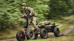 Chiêm ngưỡng xe quân đội Mỹ chạy đa địa hình, sức mạnh đáng gờm