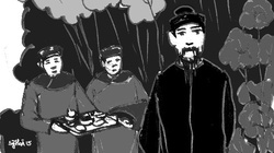 Thầy giáo nào 3 lần từ chối lời mời làm quan của vua Quang Trung?