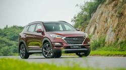Hyundai Tucson hiện đại & thể thao, giá lăn bánh hiện tại bao nhiêu?