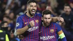 """Messi """"xuống nước"""", liệu Barcelona có dám """"trảm"""" Suarez?"""