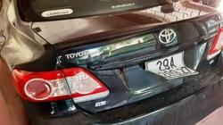 Xe bị đập phá khi để tại cơ quan, Chủ tịch huyện Thường Xuân nói gì?