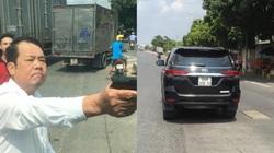 Bắc Ninh: Công an triệu tập người đàn ông đe dọa tài xế xe tải