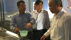 Kiểm tra IUU tại Ninh Thuận, Thứ trưởng Bộ NNPTNT Phùng Đức Tiến: Khai thác hải sản phải đảm bảo truy xuất nguồn gốc