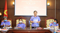 Viện trưởng VKSNDTC kháng nghị án hành chính, kinh doanh thương mại được chấp nhận 100%