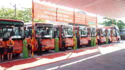 TT-Huế đưa vào hoạt động 5 tuyến xe buýt nội tỉnh để hạn chế xe cá nhân