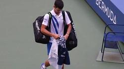 Bị loại hy hữu, Djokovic tố BTC US Open cố tình chơi xấu