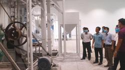 Quảng Bình: Trình diễn kỹ thuật dây chuyền sấy nông sản công nghệ cao