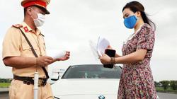 Bộ Công an thay Bộ GTVT soạn quy định sát hạch bằng lái xe