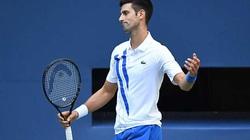 Clip: Cú đánh bóng hy hữu khiến Djokovic bị loại khỏi US Open 2020