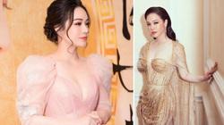 """Nhật Kim Anh quyến rũ hút mắt với váy xuyên thấu dễ gây """"nhìn nhầm"""", triết lý chuyện thị phi"""