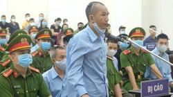 Bị cáo Lê Đình Chức thừa nhận đã đổ xăng xuống hố sâu khiến 3 cảnh sát hy sinh