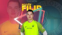 Filip Nguyễn có bao nhiêu cơ hội tại ĐT CH Czech?